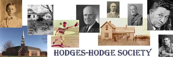 Hodges-Hodge Society Home